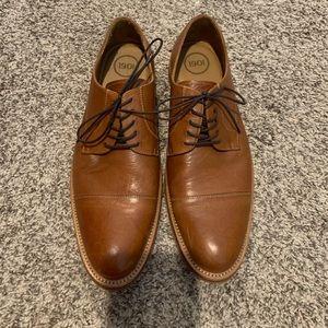 1901 Brown Tie Mens Loafers
